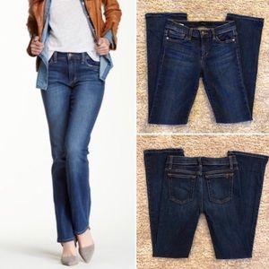 Joe's Jeans Denim Baby Bootcut Jean Sz 24